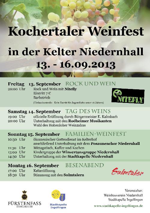 Plakat_KochertalerWeinfest2013_A3